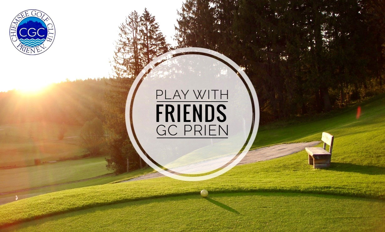 Play with Friends GC Prien