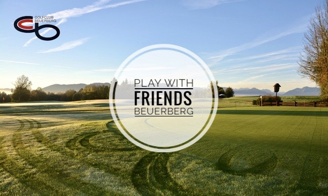 Play with Friends GC Beuerberg